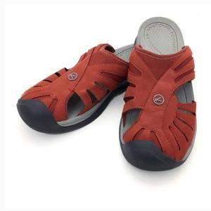EUC Keen Rose Slide Sandal